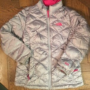 Girls North Face 550